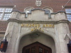 64. Windsor Arms Hotel