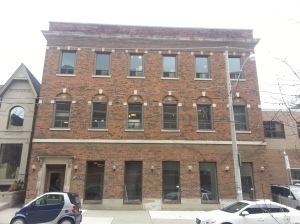 8. MacPherson Ave warehouse