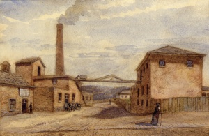 Severn's Brewery, 1912