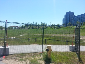 2. Corktown Common Closed
