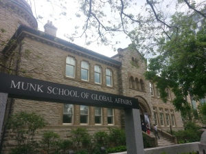 Munk School of Global Affairs 1