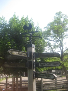14. Riverdale Farm directions