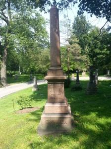 Toronto Necropolis John Cummer Sr