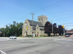 All Saints Kingsway Church