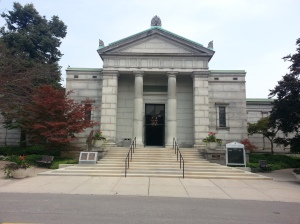 Mount Pleasant Cemetery Mausoleum