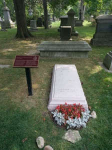 Mount Pleasant Cemetery William Lyon Mackenzie King 2