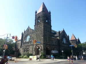 17. Trinity-St. Paul's United Church