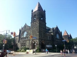 17. Trinity-St. Paul's United Church
