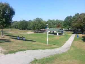 4. Christie Pits Park