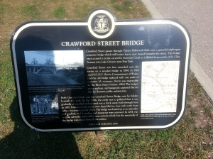 43. Crawford Street Bridge