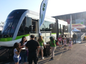 CNE 2015 Metrolinx LTR vehicle