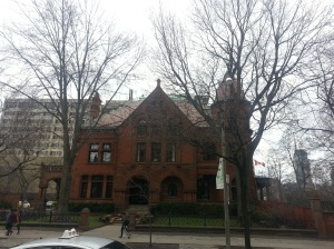George Gooderham York Club