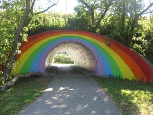 Rainbow Tunnel (1)