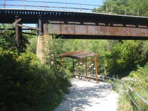 East Don Trail Canadian National Railroad 1