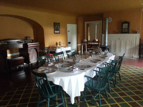 Fort York Officers Mess 2