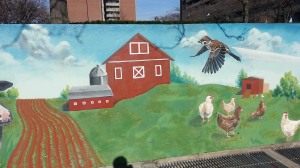 Crescent Town Mural (2)