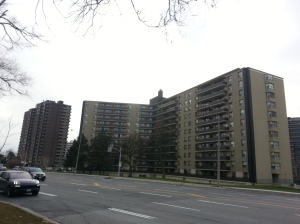 Don Mills apartments