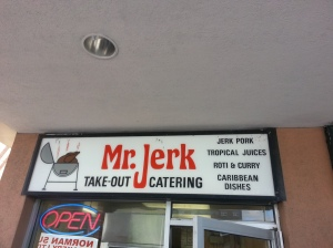 Peanut Plaza Mr. Jerk