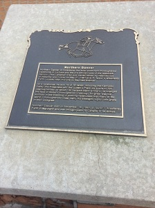 Northern Dancer plaque