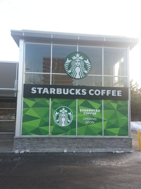 Starbucks Birchmount and Sheppard