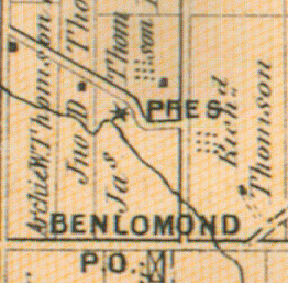 Bendale 1878