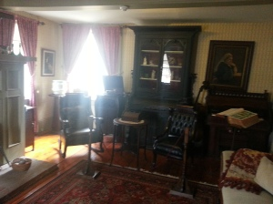 Cornell House Parlour Room