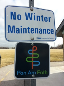 Jack Goodlad Park Pan Am Path