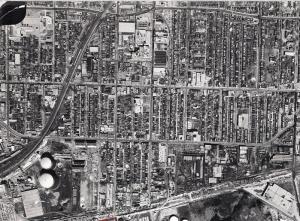 Leslieville 1965