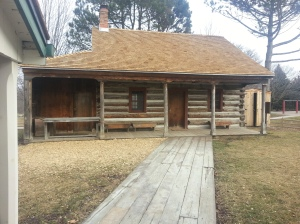 McCowan Log House