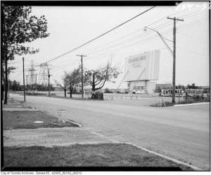 Scarboro Drive-In 1960