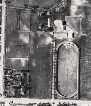 Bridlewood Indoor Racetrack 1961