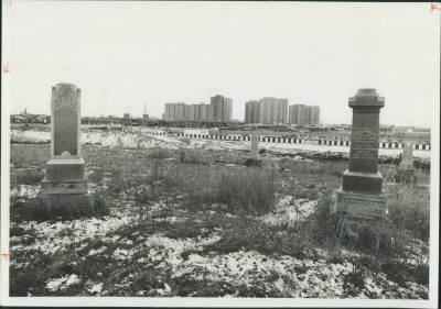 Christie's Methodist Cemetery, 1974