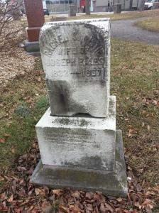 Christie's Methodist Cemetery Rachel Christie