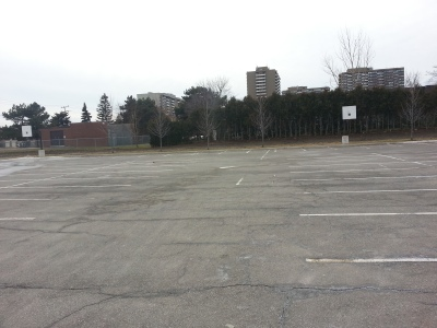First Alliance Church Parking Lot