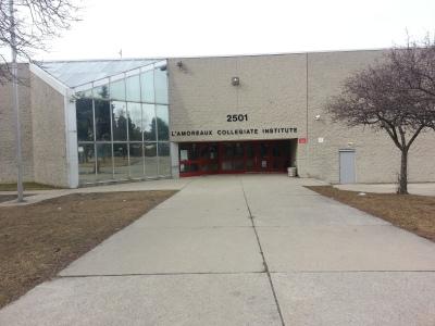 L'Amoreaux Collegiate Institute 1