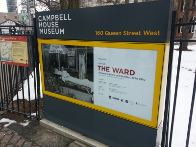 Cambell House Museum The Ward 1