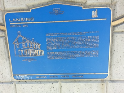 Joseph Shepard House plaque