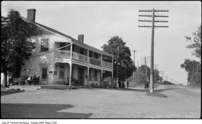 Half-Way House, Kingston Road. - [1920?]