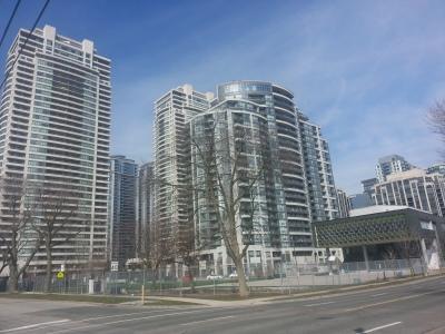 Yonge Street Doris Avenue